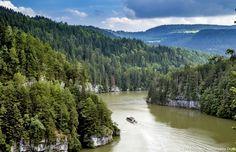 Parc naturel régional du Haut-Jura, Franche-Comté.