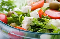 Healthy Salad Ideas for Lunch