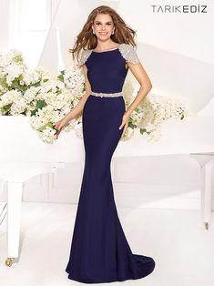 18 Elegant Evening Dresses By Tarik Ediz 2014