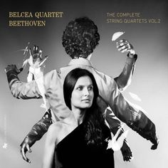 "Beethoven – String Quartet No. 10 in E-Flat Major, Op. 74, ""Harp"" – Belcea Quartet (Photo Album)"
