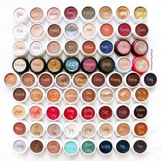 mayasmakeupmadness @colourpopcosmetics Super Shock Shadow collection!