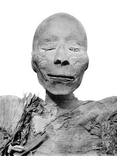 Embalmers took the utmost care with the body of Pharaoh Thutmosis I, the third king of the 18th Dynasty. His mummy, well over 3,000-years-old, retains a lifelike appearance. Photo credit: Courtesy University of Chicago Library  Egyptians stopped making mummies between the fourth and seventh century AD, when many Egyptians became Christians. But it's estimated that, over a 3000-year period, more than 70 million mummies were made in Egypt.