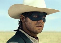 Armie Hammer As The Lone Ranger | ... TV spots, and photos for 'The Lone Ranger' - The Global Dispatch
