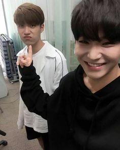 Boys24 Unit Sky Yonghyun + Hwayoung