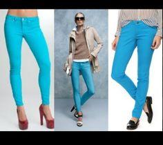 Jeans Azul Cielo, un básico para la próxima primavera.