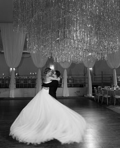 Formal Glitzy Wedding | Emilia Jane Photography | blog.theknot.com
