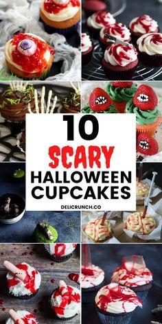 Scary Halloween Cakes, Halloween Desserts, Halloween Cupcakes, Happy Halloween, Halloween Party, Halloween Goodies, Halloween Ideas, Halloween Festival, Halloween Season