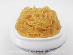 Cabello de angel sin azucar para diabeticos Macaroni And Cheese, Cabbage, Vegetables, Ethnic Recipes, Desserts, Food, 3, Diabetes, Fitness