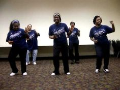 Many in St Louis love the Wobble. Learn the EZ to follow steps and join in the fun!