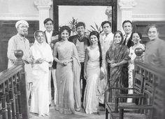 with Balraj Sahni, Achala Sachdev,Sadhna, Raaj Kumar , Sharmila Tagore, Shashi Kapur ,