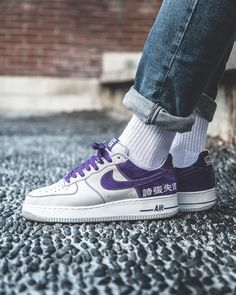 """Nike Air Force 1 """"Chamber of Fear"""""""