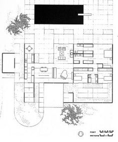 CASE STUDY HOUSES_Fields House_N18_Craig Ellwood_1