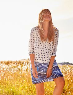 relaxed boho dress http://coolfashionstylely.tumblr.com/1