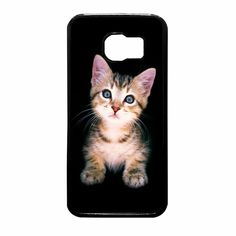 Cute Cat Samsung Galaxy S6 Case