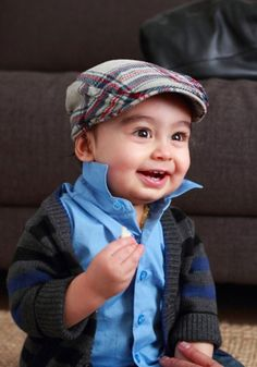 children's fashion - preppy style with swag