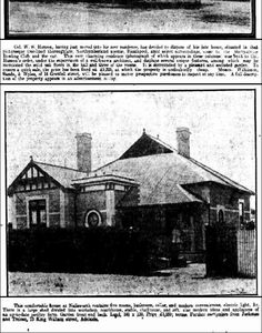 The Register (Adelaide, SA : 1901 - 1929), Thursday 11 September 1919, page 4, House Nailsworth Below