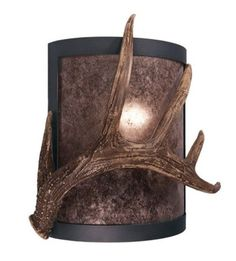 This Timber Ridge Antler Wall Sconce is known for quality and innovative design work.