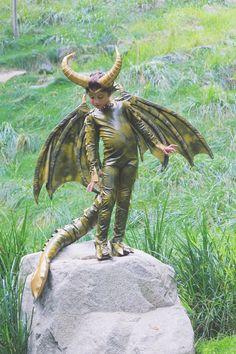 Dragon costume Halloween Costunes, Halloween Carnival, Diy Halloween Decorations, Halloween Costumes For Kids, Holiday Costumes, Diy Costumes, Costume Ideas, Centaur Costume, Dragon Halloween Costume