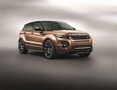 #Range #Rover #Evoque Facelift Teased Before Geneva Event