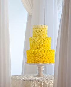#WeddingCake | Olexa's Cakes | Kathy G. & Co. | J. Messer Photography | #AlabamaWeddings