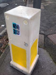 Sticker by Blue 142, Leeds