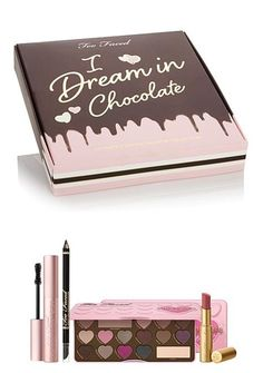 322083882fc Too Faced I Dream in Chocolate HSN Today s Special for March