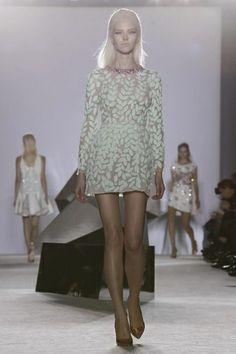 Giambattista Valli Haute Couture Spring Summer 2014