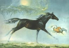 witch and horse - Google Search