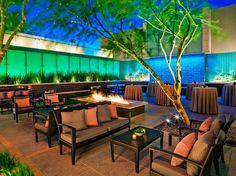 Province Phoenix Patio at the Westin Phoenix DowntownReasons to check it out:1) Happy Hour (M-F 11am - 5:30pm)2) Host your graduation celebration, birthday party, rehearsal dinner, or next large party (15% off through 9/31/2014!)3) Wine Down Wednesdays (half off bottles of wine!)4) Downtown Dining Menu (if you work in downtown, bring a business card with you to receive an exclusive menu with special prices!)