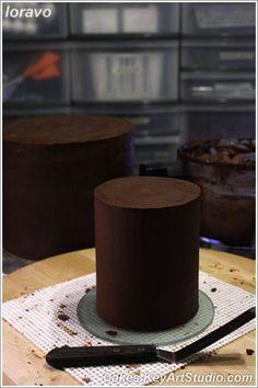Шоколадный ганаш: и на торт намазать, и в конфеты обратить. | Blog Loravo: Кулинарные записки дизайнера