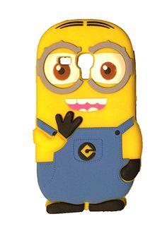 PhoneJunkie.nl   Samsung Galaxy S3 Mini   Cases   Minion hoesje