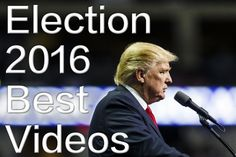 Check out a collection of the best videos from the 2016 Presidential Election.