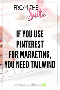 If you Use Pinterest