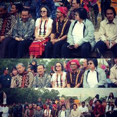 Great Moment At #TheInternationalDayofTheWorldIndigenousPeoples #2015 in #Batur #Bali  #indonesia  #amazing #insta #instagood #instadaily #amankaltim
