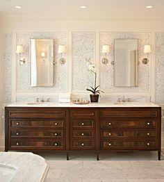Gorgeous vanities!