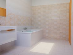 Alcove, Bathtub, Bathroom, Arquitetura, Standing Bath, Washroom, Bath Tub, Bathtubs, Bathrooms