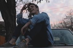 Fotografía, sonrisa y nublado <3