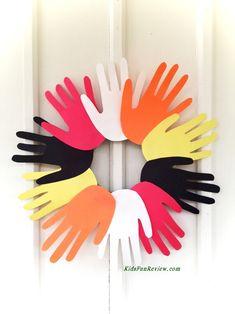 Martin luther king jr crafts for kids multicultural hand craft More