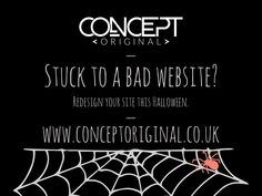 Think your site might be haunted? We can help! Contact us for a free, no obligation consultation on website design today! App Design, Logo Design, Graphic Design, Online Marketing, Digital Marketing, User Interface, Instagram Feed, Entrepreneur, Advertising
