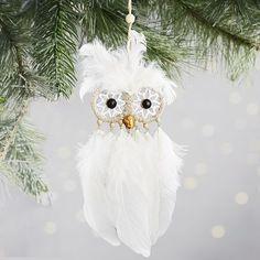 Dreamcatcher Owl Ornament | Pier 1 Imports