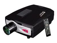 PyleHome PRJHD66 LCD projector Overview & Specs - Home Theater Projectors - CNET Reviews via @CNET