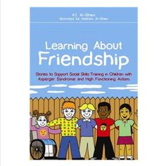 Making friends can be a challenge for all children, but those with autism spectrum disorders (ASD) can struggle more than most. This collection of ten fully illustrated stories explores friendship issues encountered by children with ASD aged four to eight and looks at how they can be overcome successfully.