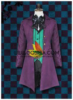 Black Butler Alois Cosplay Costume