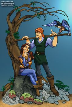 Quest for CamelotCOLORINGpage4 by ~lilbustedsoccerchick on deviantART