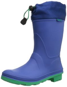 Kamik Waterfight Rain Boot (Little Kid/Big Kid),Olympian Blue,2 M US Little Kid Kamik http://www.amazon.com/dp/B00E6JUP4M/ref=cm_sw_r_pi_dp_zVumub082K6K1