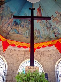 Magellan's Cross, an iconic #landmark of #Cebu