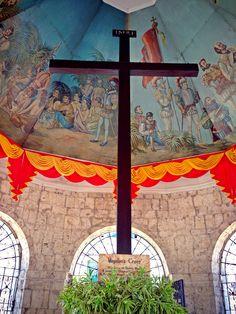 Magellan's Cross, an iconic #landmark of #Cebu