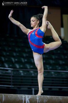 Laurie Hernandez (USA)Podium Training for the 2016 Pacific Rim Championships Team Usa Gymnastics, Gymnastics Quotes, Gymnastics Pictures, Artistic Gymnastics, Olympic Gymnastics, Olympic Team, Gymnastics Girls, Olympic Games, Women's Gymnastics