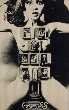 "Warhol""s Chelsea Girls Poster"