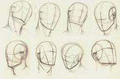 head drawing - Buscar con Google